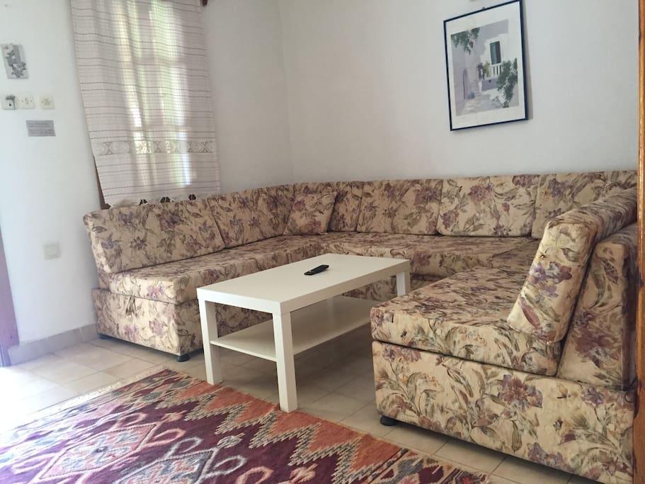 Oturma Odası (Living Room)