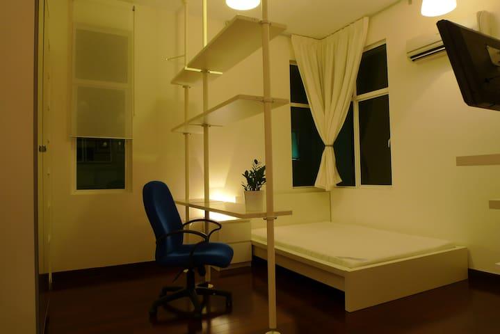 Chic & Cosy Studio @ Olives Residence, Subang Jaya - スバン·ジャヤ - コンドミニアム