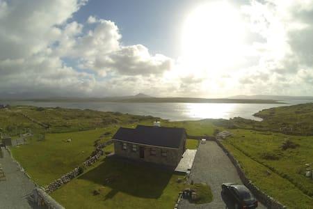 Cill Cottage, Inishnee, Roundstone, - roundstone - Hus