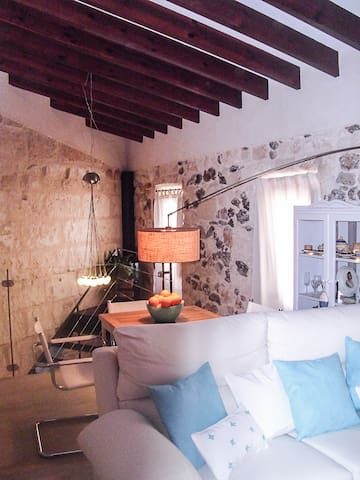 New studio (ideal couples/cyclists) - Sa Pobla - Leilighet