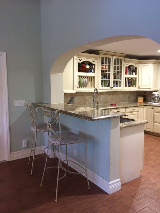 Awesome Kitchen with all amenities of home