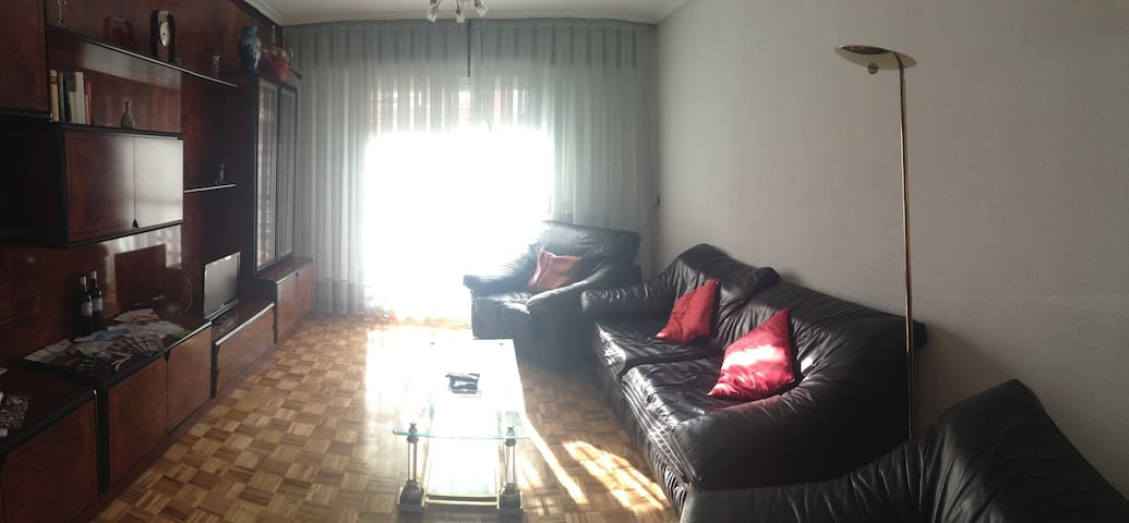 Cosy apartment in Logroño, ideal for weekends - Logroño - House