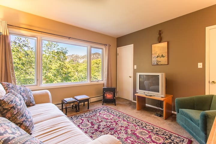 Very Best location in Boulder!  - Boulder - Apartment