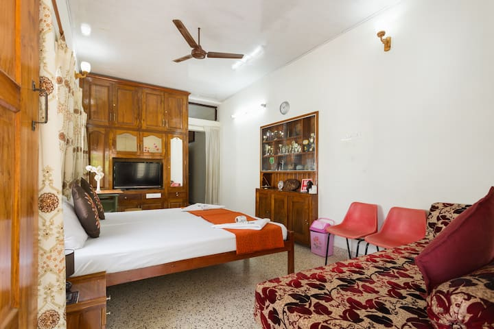 Super Dlx Room, Pvt Balcony, Beach & Sea View Deck