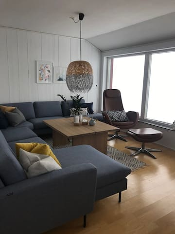 Lys og trivelig leilighet til leie!