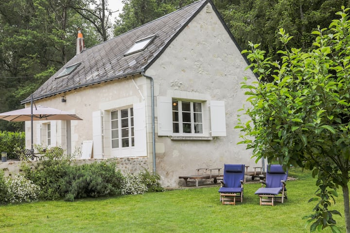 Country House - garden terrasse and access to pool