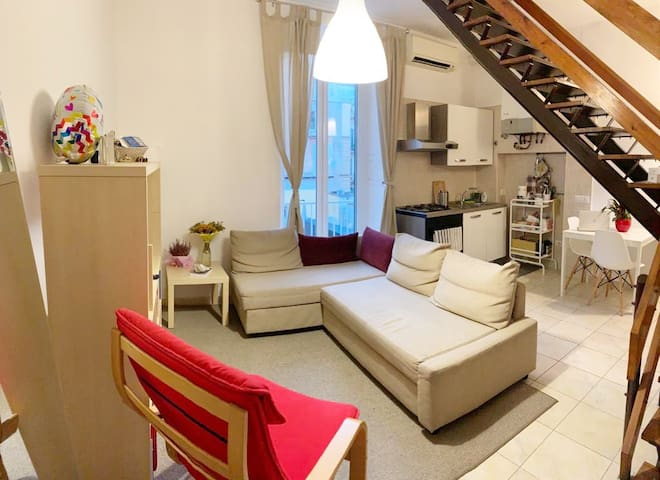 Piccolo appartamento nel cuore di Napoli