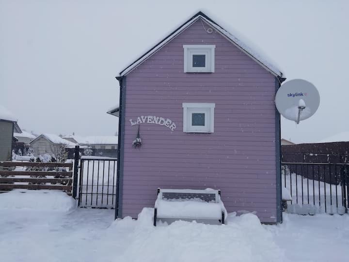 Tiny house Lavender-low Tatra, Slovakia