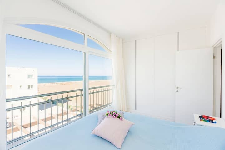 Appartment with dreamlike oceanview