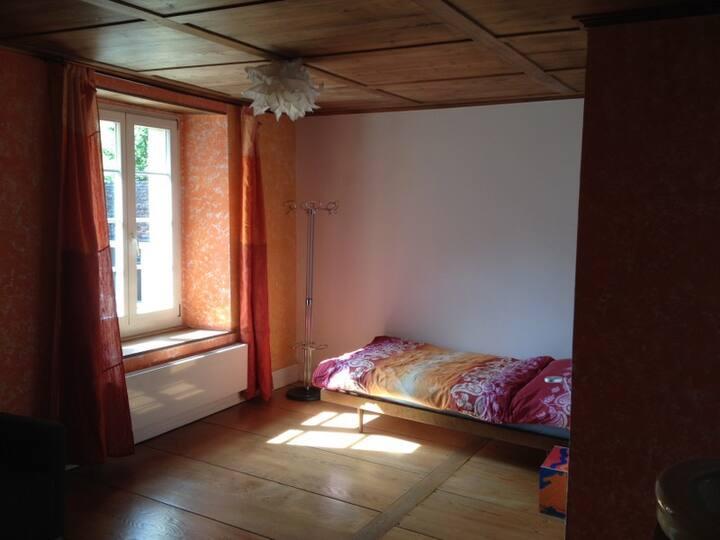 Zimmer in historischem Haus ( Einzelzimmer)