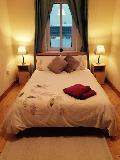 Comfy and Cosy double room