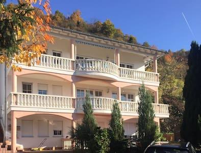 Ferienwohnung Rhein-Lahn - Lahnstein - Daire