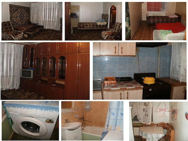 Эконом-класс посуточно - Rybinsk - Apartment