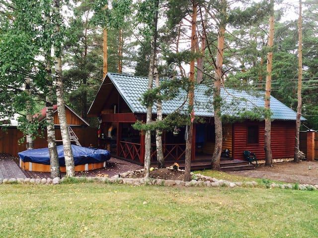 Дом для длительного круглогодичного проживания