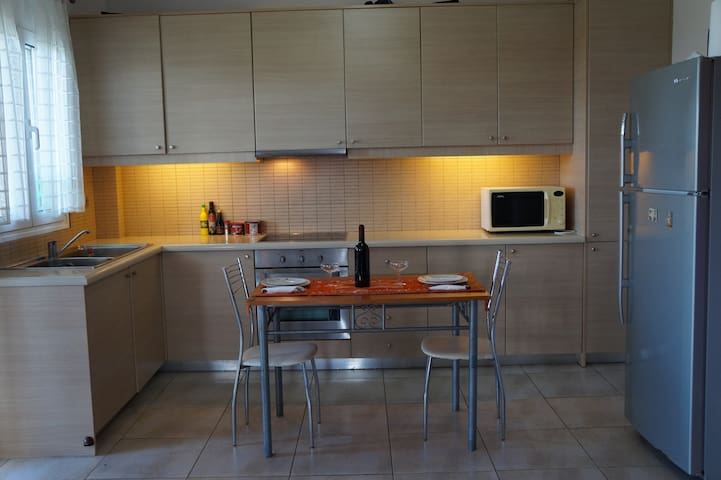 Exclusive apartment of 125 sqm in Heraklion, Crete