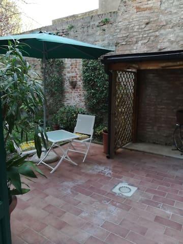 A casa di Silvia - Ferrara - Apartamento