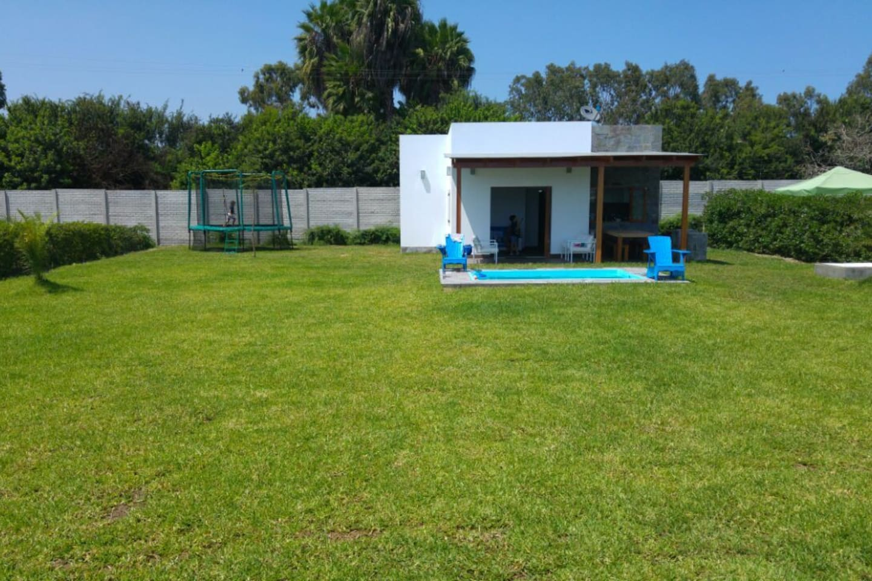Alquilo casa de Campo en Mala