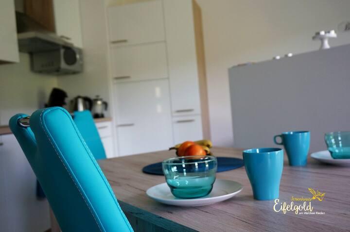 Ferienwohnung/App. für 5 Gäste mit 80m² in Rieden (123757)