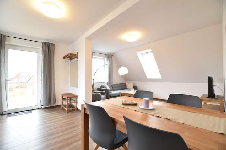 Scenic Apartment in Insel Poel with Terrace