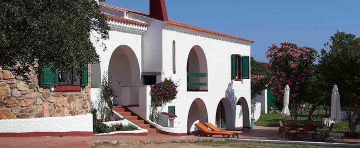La Maddalena  - Villa Trudy - Villaggio Piras