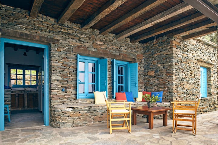 Olea Cottage - Andros - House