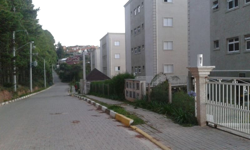 Apartamento Campos do Jordão
