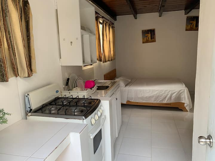 Affordable studio in the center of Sosúa