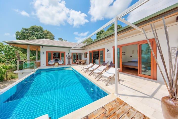 Luxury BlueCoconut Villa with Private Pool