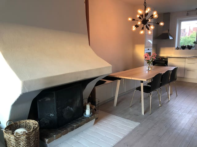 Loft apartment in the heart of Oslo