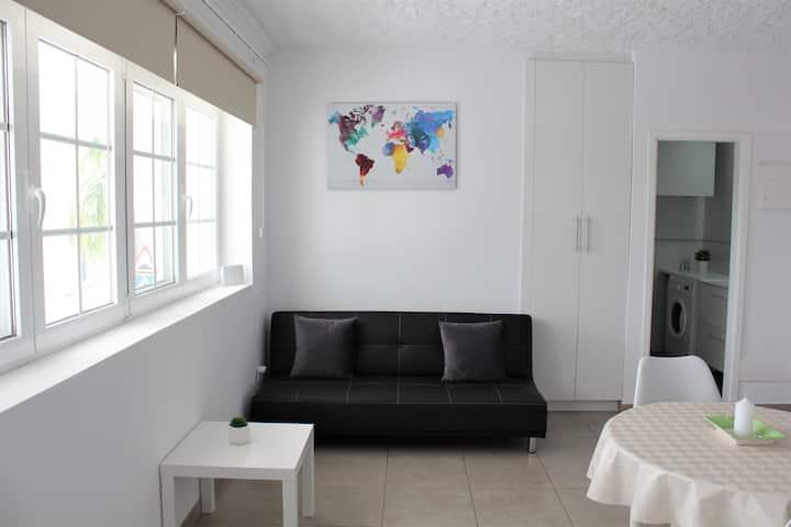Nice & cozy studio Playa Paraíso