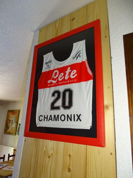 Bienvenue à Chamonix