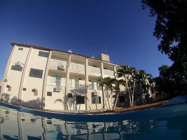 Apartamento na Praia de Guaibim - Ba