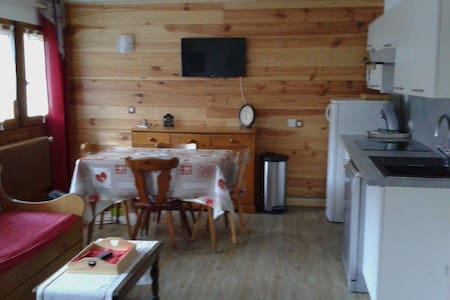 appartement  6  couchages - Валуар - Квартира