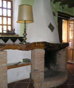 Casa Cortijo Rústico Tablones de Órgiva - Órgiva