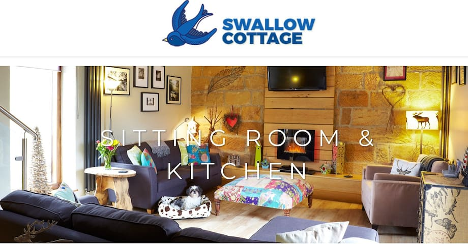 Swallow Cottage, Westerdale, NYMoors.