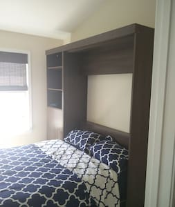 Private room and bathroom, minutes from IAD - Sterling - Kondominium