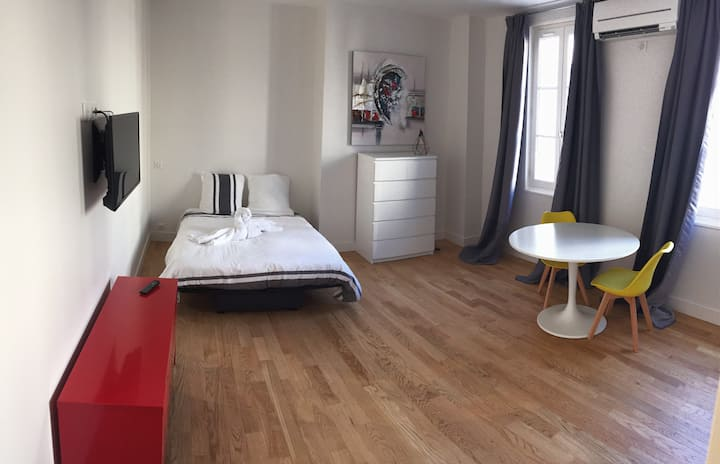 Cosy Appartement center of Tours Loire Valley
