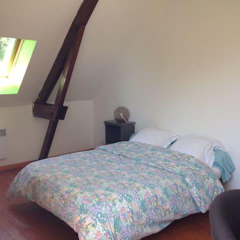 Chambre chez l'habitant - Hennebont - Dom