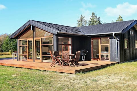 Modern Holiday Home in Skagen with Private Whirlpool