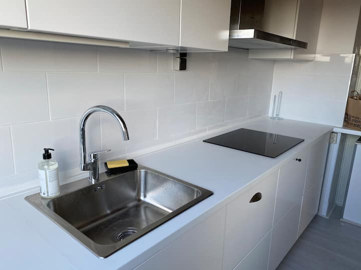Cozy 3 Bedroom flat, close to bus/Kralingen Plas