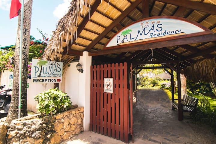 Typical Caribbean Villa