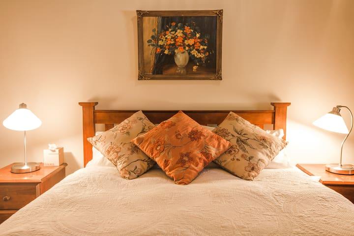 Rosedale Farm - Queen room