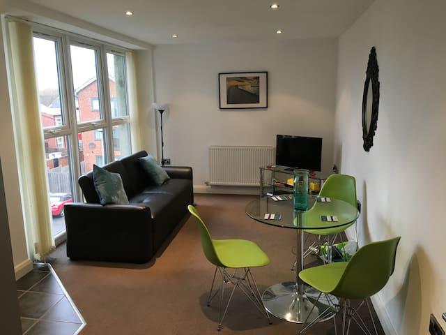 Modern Apartment In Manchester - 曼徹斯特 - 公寓