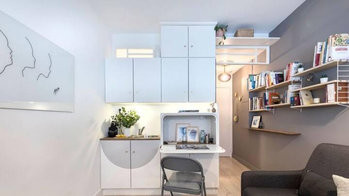 Studio cosy en plein centre ville