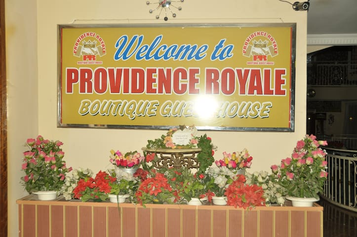 Providence Royale - A Boutique Guest House