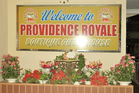 Providence Royale - A Boutique Guest House - Accra - เกสต์เฮาส์