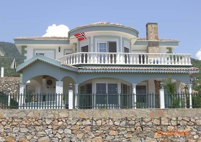 Eden Villa,Alanya - Alanya - Dům