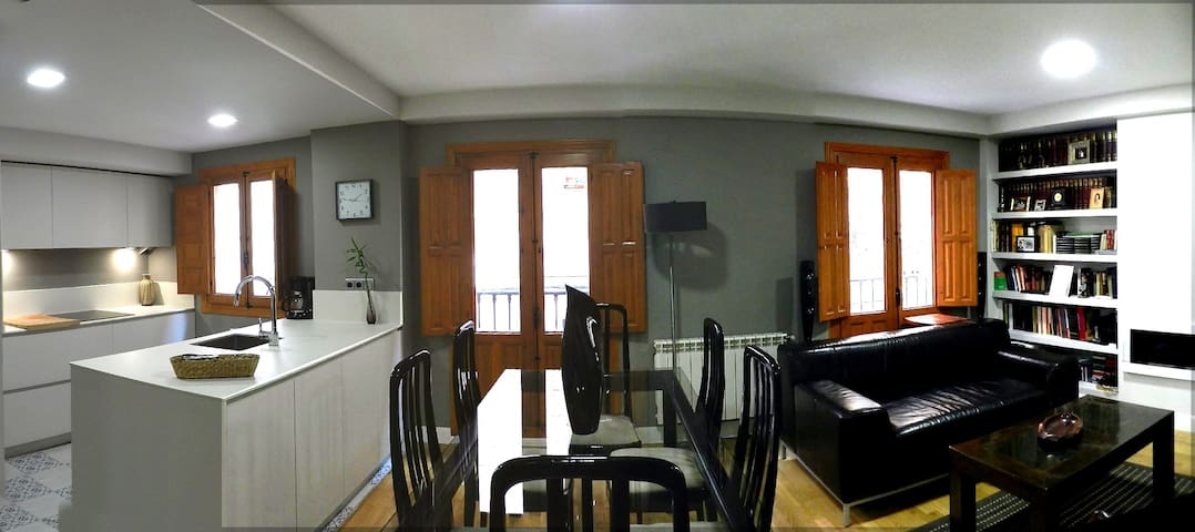 Casa ideal para familias en Toledo - Toledo - Hus