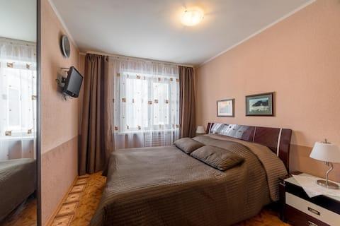 Квартира на Дзержинского