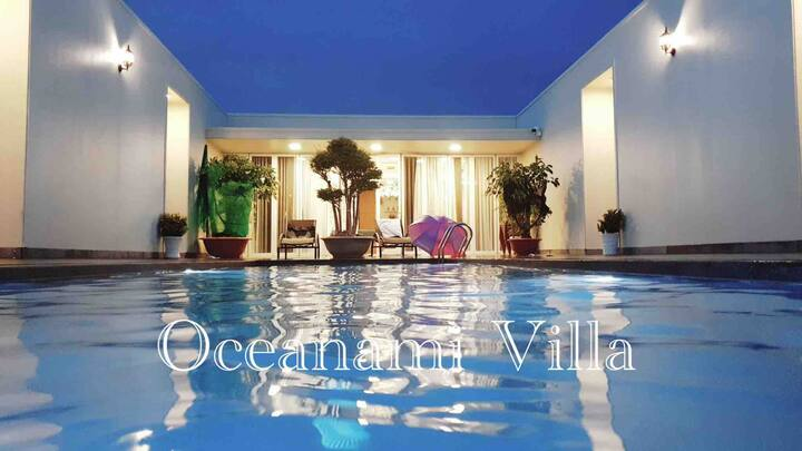 Oceanami Villa-5* standard-Swimming Pool Fo Beach